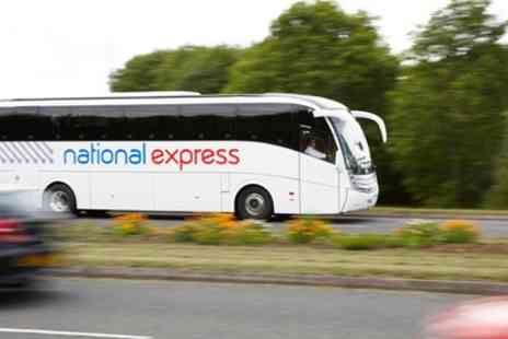 National Express - 40% off UK Standard fares with National Express - Save 0%