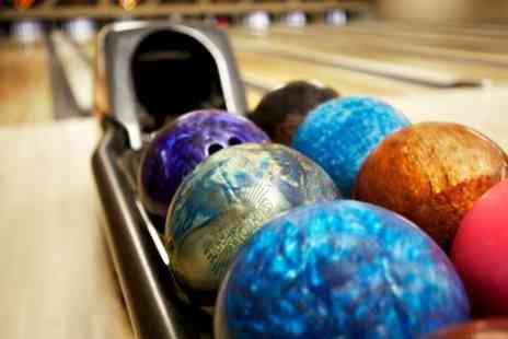The Dunes South Shields - Two Games of Bowling and Pizza to Share for Up to Six People - Save 82%
