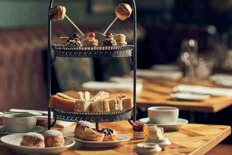 Hotel du Vin - Afternoon tea for two - Save 33%