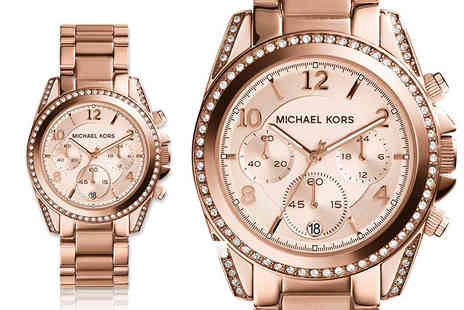 Hip Watches - Ladies Michael Kors MK5263 watch - Save 58%