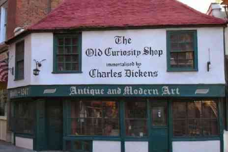Ye Olde England Tours - Charles Dickens Private Walking Tour - Save 0%
