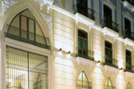 Hotel Hospes Amerigo - Boutique Alicante Two Night Stay for Two in Superior Room - Save 46%