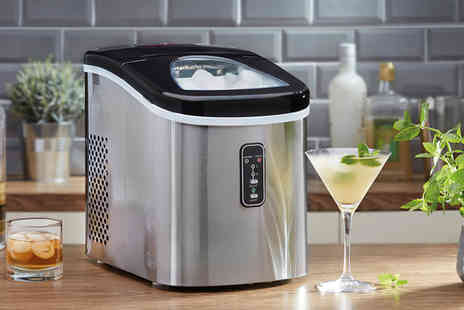 CJ Offers - Cooks Professional automatic ice maker - Save 44%