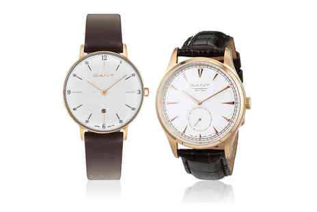 Brand Arena - Gant wristwatch choose from six designs - Save 76%