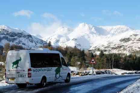 The Mountain Goat - Private Tour Winter Lake District Day Trip - Save 0%