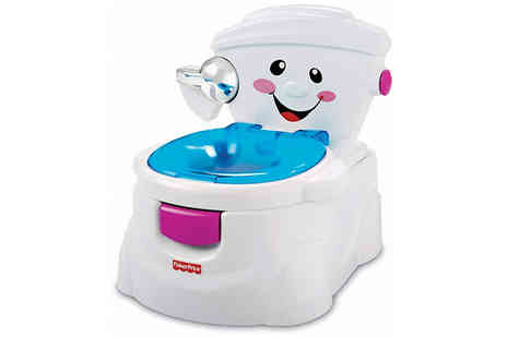 Dealberry - Fisher Price My Potty Friend Training Seat With Sounds - Save 63%