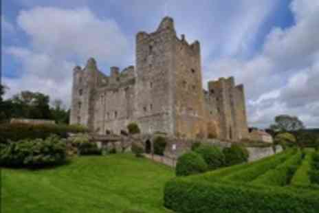 Bolton Castle - 2 Adults plus 3 Children Fun Family Day Out - Save 50%