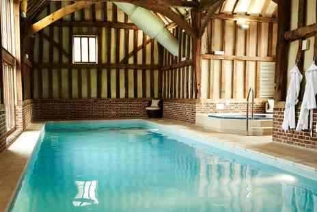 The Gainsborough Health Club and Spa - Suffolk countryside spa day with hour long massage - Save 55%