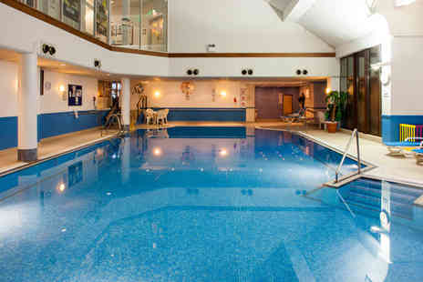 You Fit Health Club - Spa day including two treatments, lunch, two future guest passes and leisure access for one person - Save 54%