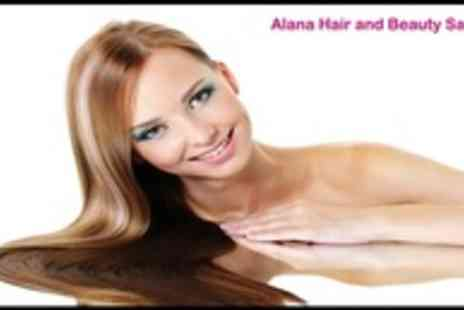 Alana Hair and Beauty - Full Head Highlights with Cut & Blow Dry plius Conditioning Treatment - Save 71%