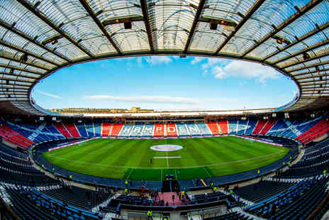 Scottish Football Association Museum Trust - Scottish Football Museum and Hampden Stadium tour for two - Save 50%
