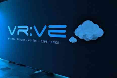 The VRVE - We are the Dovers first and No.1 virtual reality experience centre - Save 0%