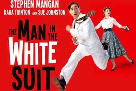 Wyndhams Theatre - 58% Off tickets to see The Man in the White Suit - Save 58%