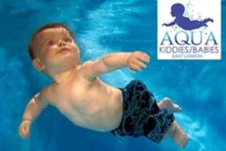 Aquababies - 5 Week swimming course - Save 57%