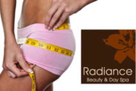 Radiance Beauty & Day Spa - Two Sessions of Laser Lipo - Save 73%