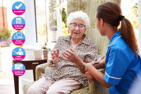 Fundamental Care Training - Level 3 diploma in adult care - Save 0%