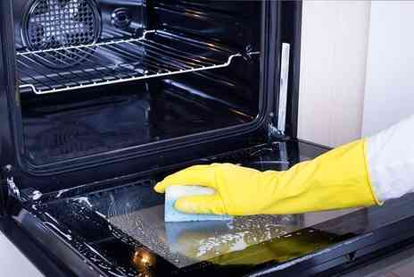 Cover Domestic Appliances - Professional Single oven clean, Double oven, Range oven or AGA oven - Save 33%