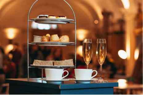 St. Pauls Cathedral - Sparkling Wine Afternoon Tea for Two - Save 0%
