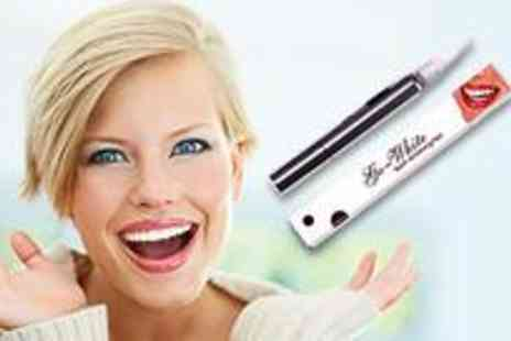Britbeautyshop - A Go White Teeth Whitening Pen - Save 91%