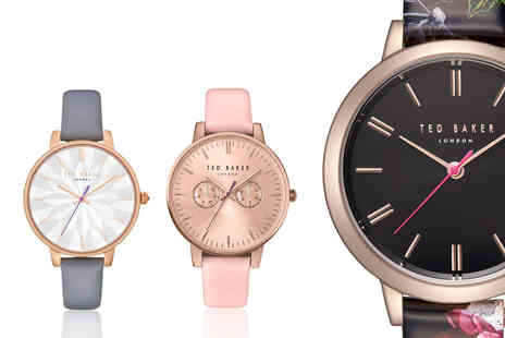Brand Arena - Ted Baker ladies watch choose from 19 options - Save 0%