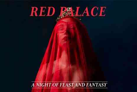 The Vaults - VIP admission ticket to Red Palace attend the dark and immersive cabaret experience - Save 58%