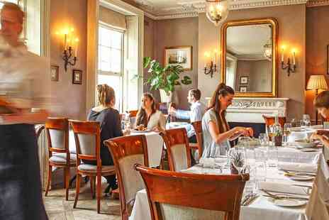 The Thomas Cubitt - Meal and drinks for Two - Save 64%