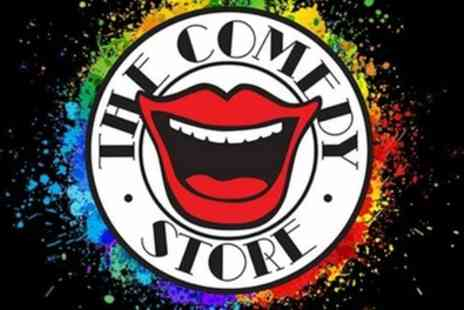 Comedy Store London - Tickets to see The Best In Stand Up - Save 0%