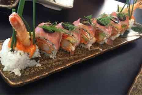Koko - £30 or £60 Toward Japanese Food for Two or Four - Save 33%