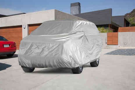 Flashing Pineapple - Heavy duty all weather car cover choose your size - Save 71%