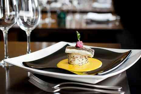 Mint and Mustard - Michelin recommended four course set tasting menu for two people and a glass of bubbly each - Save 38%