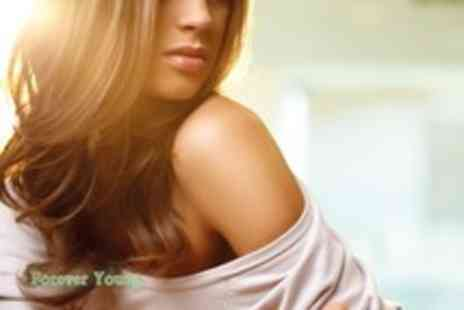 Forever Young - 90 minute cut, deep conditioning treatment and blow dry - Save 56%