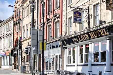 Best Western The Lion Hotel - 1 or 2 Nights for Two with Breakfast - Save 0%