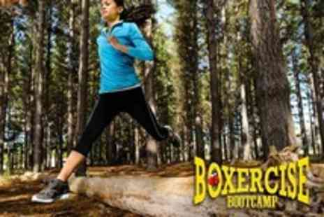 Boxercise Bootcamp - Residential Boot Camp Three Night Stay For One With All Meals Provided - Save 67%