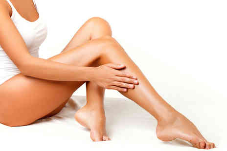 Michael Jane - Six sessions of laser hair removal on up to three small areas - Save 80%