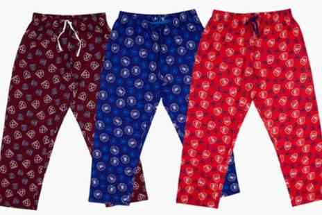 Groupon Goods Global GmbH - Mens Officially Licensed Football Lounge Pants - Save 0%