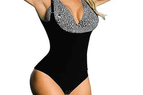 Trifolium - Womens firm control bodysuit Available in 5 sizes and 2 colours - Save 0%