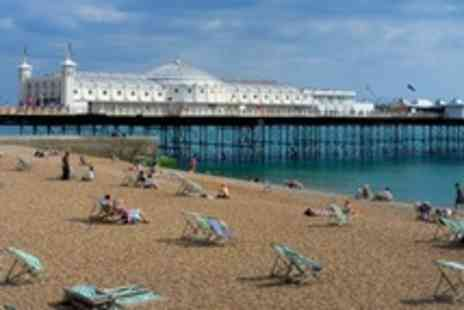 Marine View Hotel - In Brighton Two Night Stay For Two With Breakfast - Save 52%