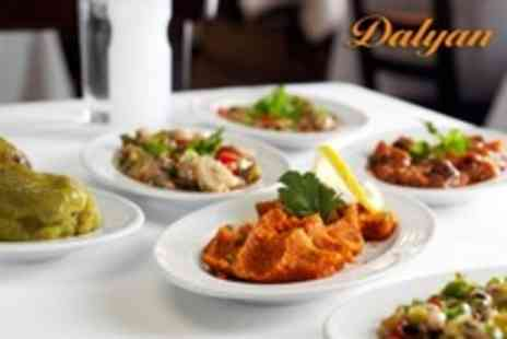 Dalyan - Three Courses of La Carte Turkish Cuisine For Two - Save 64%