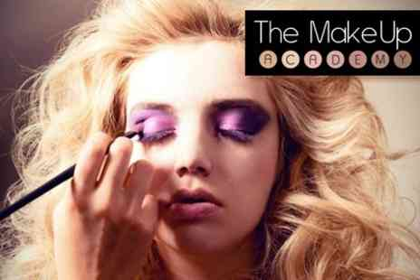 The Make Up Academy - Three Hour Make Up Masterclass - Save 87%