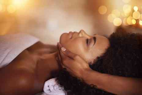 Dream Beauty Salon - Back or Indian Head Massage or £20 Toward Waxing with Optional Facial - Save 40%