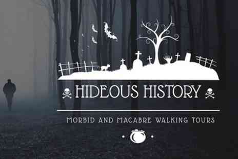 Tourist 2 Local & Hideous History - Hideous History tour - Save 0%