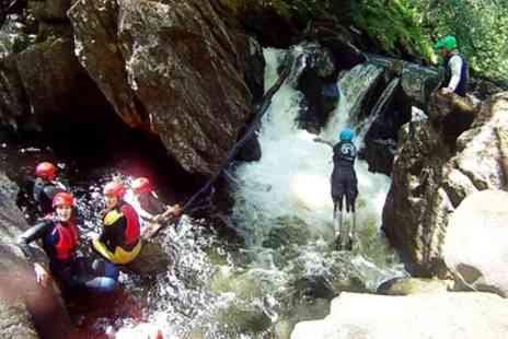 Action Adventure Activities - Canyoning or Adventure Canyoning Experience for One or Two - Save 51%