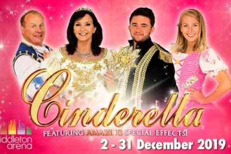 Cinderella - One ticket to see Cinderella Pantomime from 7th To 27th December - Save 16%