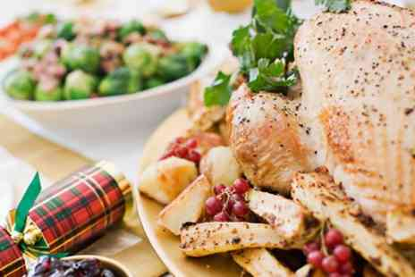 The Corner House - Three Course Festive Meal with Bottle of Prosecco for Two or Four - Save 38%