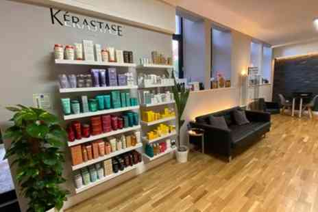 Mettyears Day Spa and Salon - Cut and Blow Dry with Deep Conditioning Treatment - Save 46%