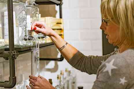 The Blendworks Gin School - Create Your Own Bespoke Gin and Learn the History - Save 0%