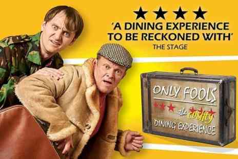Faulty Towers The Dining Experience - Only Fools the Dining Experience - Save 0%