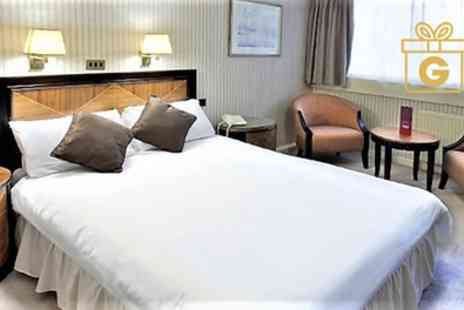 Britannia Hotel - One Night for Two with Breakfast and Option on Wine and 3 Course Buffet Dinner - Save 0%