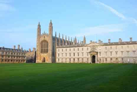 Footprints Tours - Private 2 Hour Cambridge Walking Tour - Save 0%