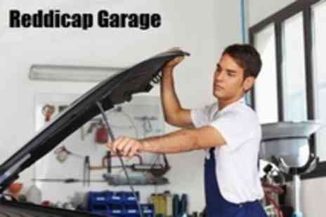 Reddicap Garage - 55 Point Service Including Oil and Filter Change - Save 71%